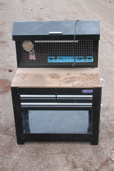 Kobalt Work Station/Tool Box