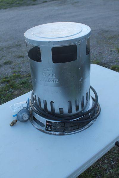 Dyna-Glow 50,000 To 80,000 BTU Propane Heater