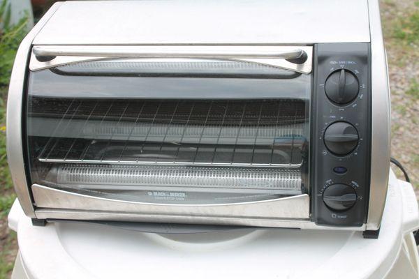 Black And Decker S.S. Countertop Oven