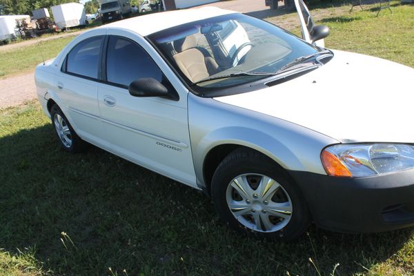 01 Dodge Stratus 4 Dr. SE With 123,000 Miles