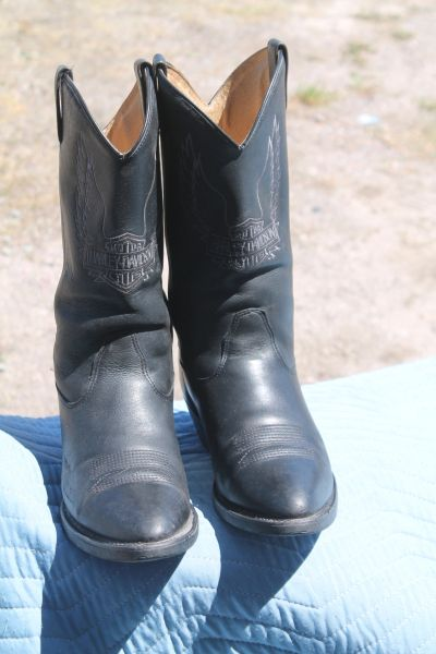 Harley Davidson Size 10.5 Riding Boots