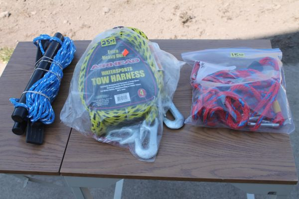 New Water Ski Ropes And Pontoon/Large Boat Tow Ropes