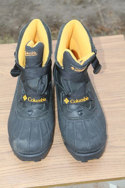 Columbia Thermolite Waterproof & Insulated Size 10.5 Boots