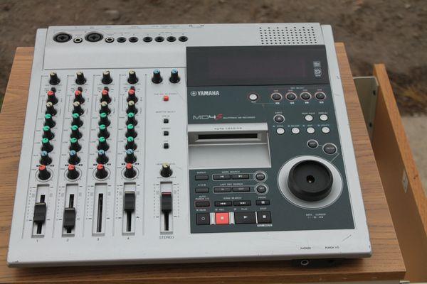 Yamaha MD4S Multitrack MD Recorder