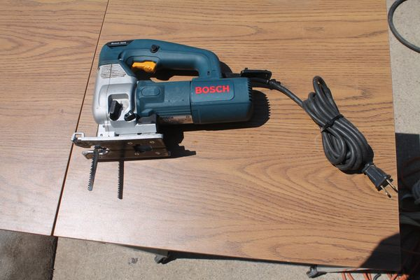 Bosch #1587AVS Variable Speed Jig Saw