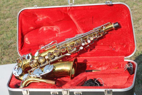 Vintage Armstrong Saxaphone