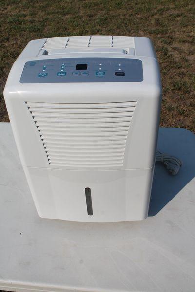 GE Dehumidifier