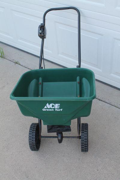 Ace Green Turf Lawn Seeder