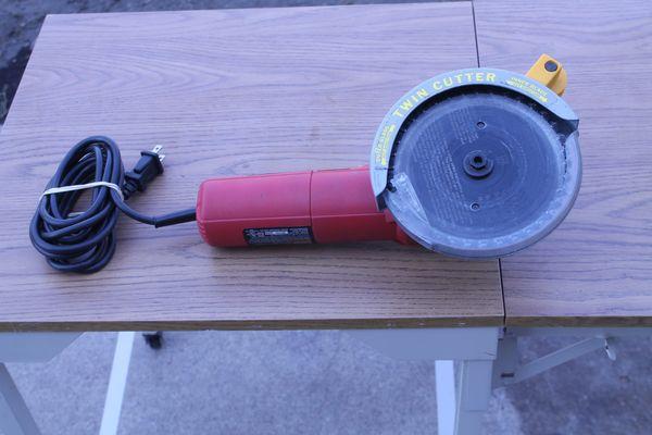 Craftsman Professional Twin Cutter Saw