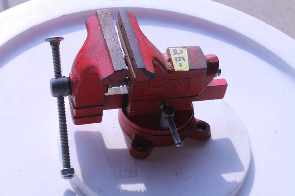 Colmbian 3.5'' M4 Bench Vise