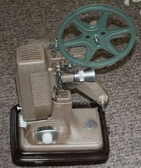 Revere 8mm Film Projector