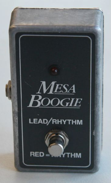 Mesa Boogie Switch Pedal