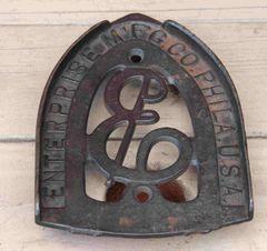 Enterprise Steam Iron Holder