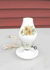 Lantern Style Lamp