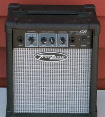 Tranzamp G8 Electric Guitar Amplifier-Portable
