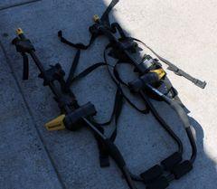 Rhode Gear 3-Bike Trunk Mount Bike/Bicycle Rack