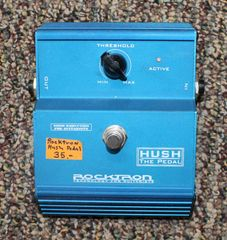 Rocktron Hush Guitar Effects Pedal
