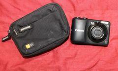 Canon PowerShot A1200 HD w/ Case