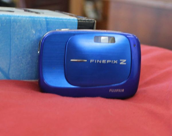 Fujifilm Z37 Digital Camera