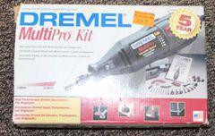 Dremmel Multi Pro Kit