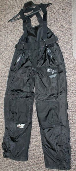 Castle X Rizer Racewear Snow Bibs/Pants-Ladies XS