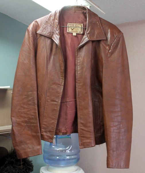 Attica Leather Jacket
