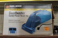 Black and Decker Dustbuster