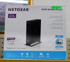 NerGear N300 Wireless Router