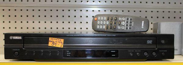 Yamaha DVD-C750 5 Disc DVD Player w/ Remote