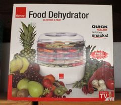 Ronco 5 tray Electric Food Dehydrator