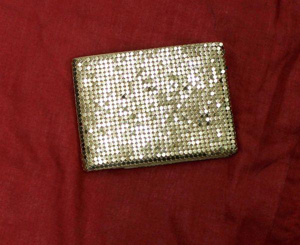 Duramesh Gold Wallet / Made In USA