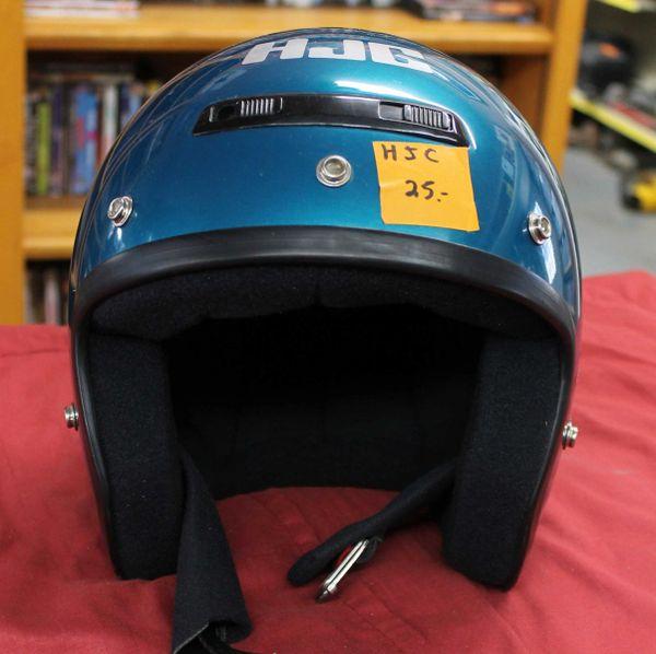 HJC FG3 Kevlar Blue Helmet