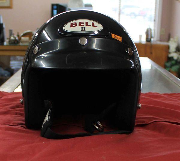 Black Bell II Helmet