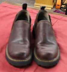 ARIAT Brown Leather Shoes