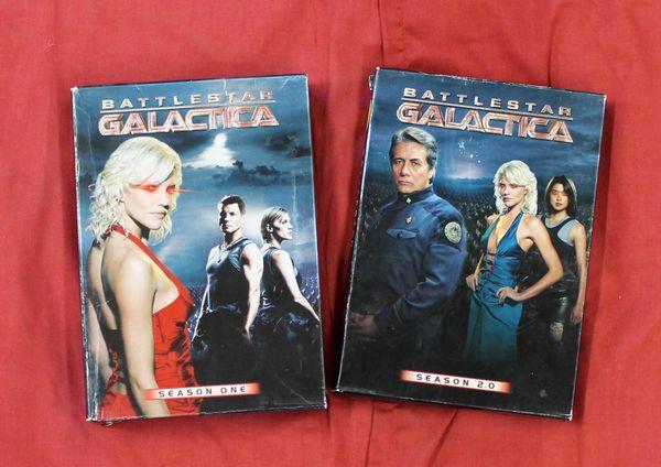 Battlestar Galactica DVD Sets