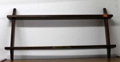 Wood Plate Display Rack
