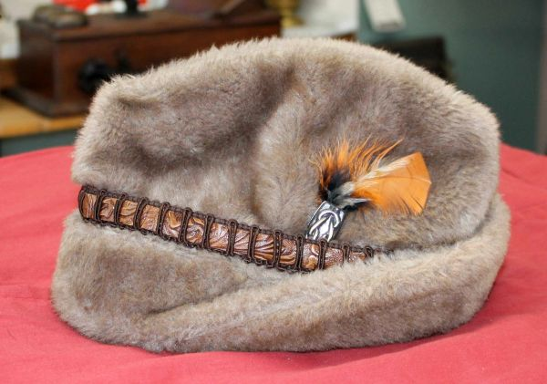 Stetson Fur Hat-size Large