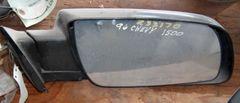 96 Chevy Pick Up RH Manual Door Mirror