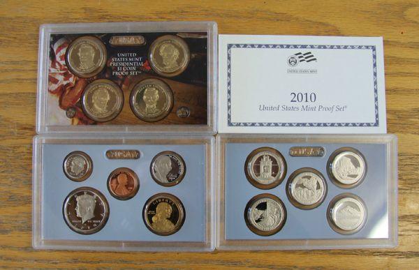 2010 United States Mint Proof Set