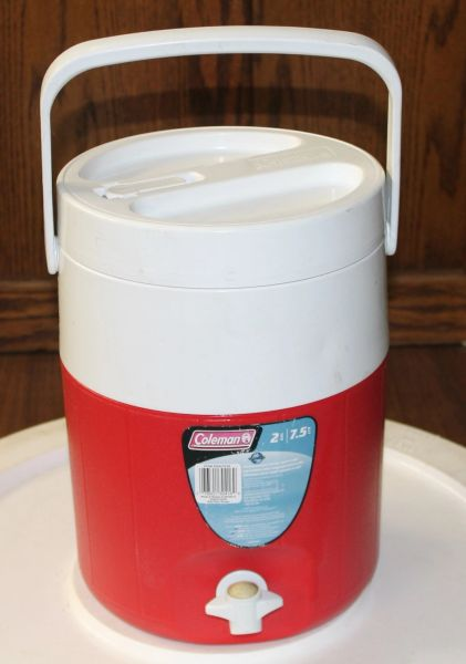 Coleman 5592A 2 Gallon Liquid Dispenser Jug