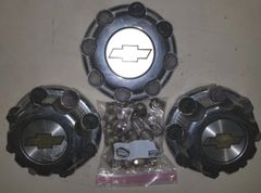 Chevy GM HUBCAPS