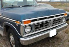77 Ford F-350 XLT Camper Special 2WD