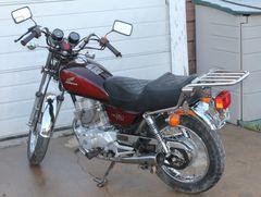 82 Vintage Honda CM250 Custom Motorcycle