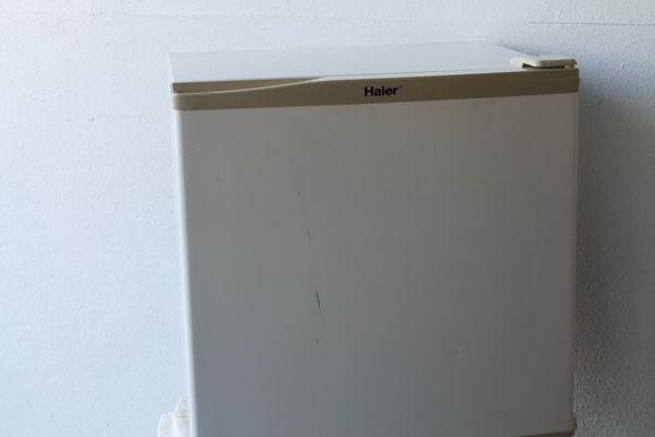 Haier Mini Dorm Size Refrigerator Fridge