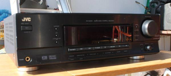 JVC RX-6030V Audio Video Control Receiver