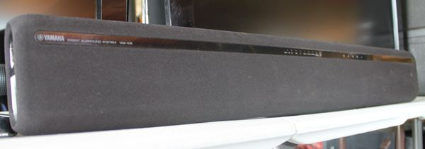 Yamaha Front Surround Sound Bar YAS-106