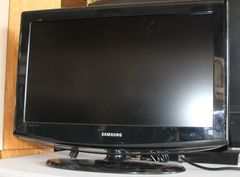 "Samsung 26"" Flat Screen TV-LN-T2653H"