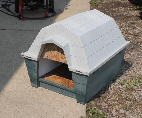 Ruff Hauz by Dogloo Custom Insulated Dog House