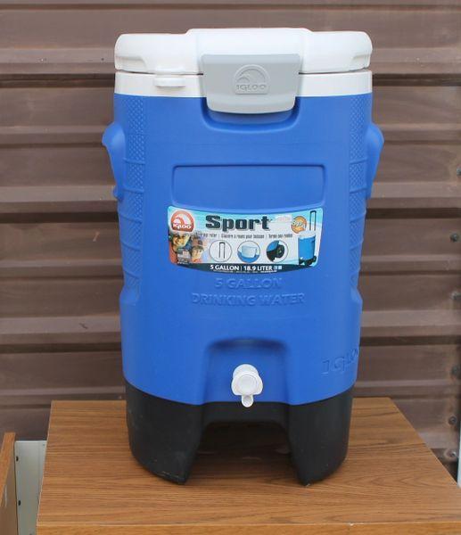 Igloo Sport 5 Gallon Beverage Roller
