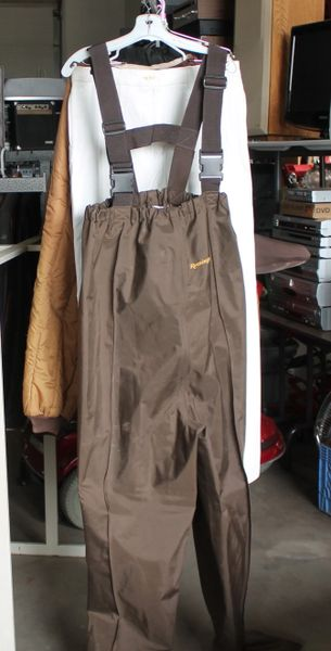 Remington Chest Waders XXL Nylon w/ PVC Backing